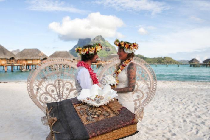 Photographie mariage Pearl Beach